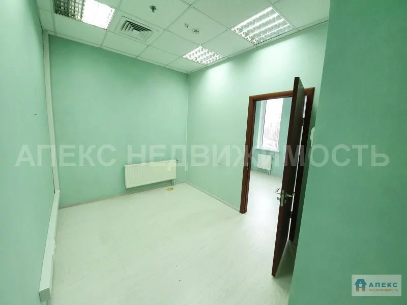 Аренда офиса 154 м2 м. Калужская в бизнес-центре класса А в Коньково - Фото 4