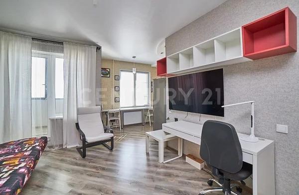 Продажа квартиры-студии 32,2 м на 3/10 этаже панельного дома на ул. - Фото 0