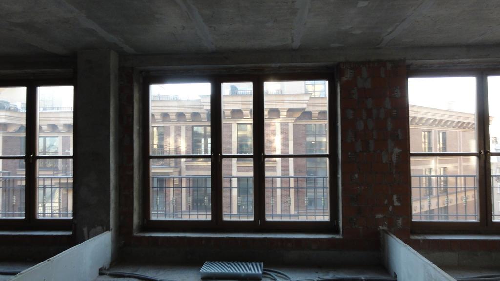 286кв.м, св. планировка, 9 этаж, 1секция - Фото 42