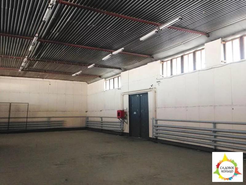 Под склад, площ.: выс. потолка: 6 м, отаплив, огорож. терр, охрана, - Фото 6