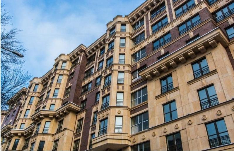 """151 кв.м. на 9 этаже в 1 секции в ЖК """"Royal House on Yauza"""" - Фото 4"""