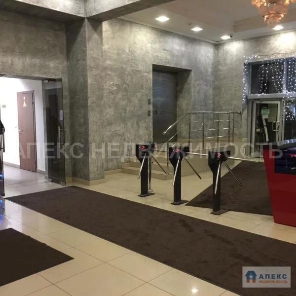 Аренда офиса 60 м2 м. Нагатинская в бизнес-центре класса В в Нагорный - Фото 4
