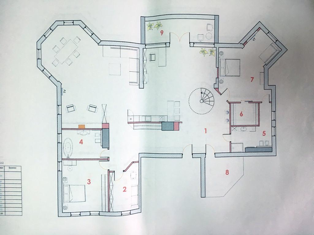 Лучшая квартира в Ялте 352 м, 6-7эт/7 эт. - Фото 17