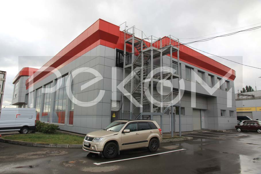 Продается здание автосалон москва деньги в долг красноярск без залога