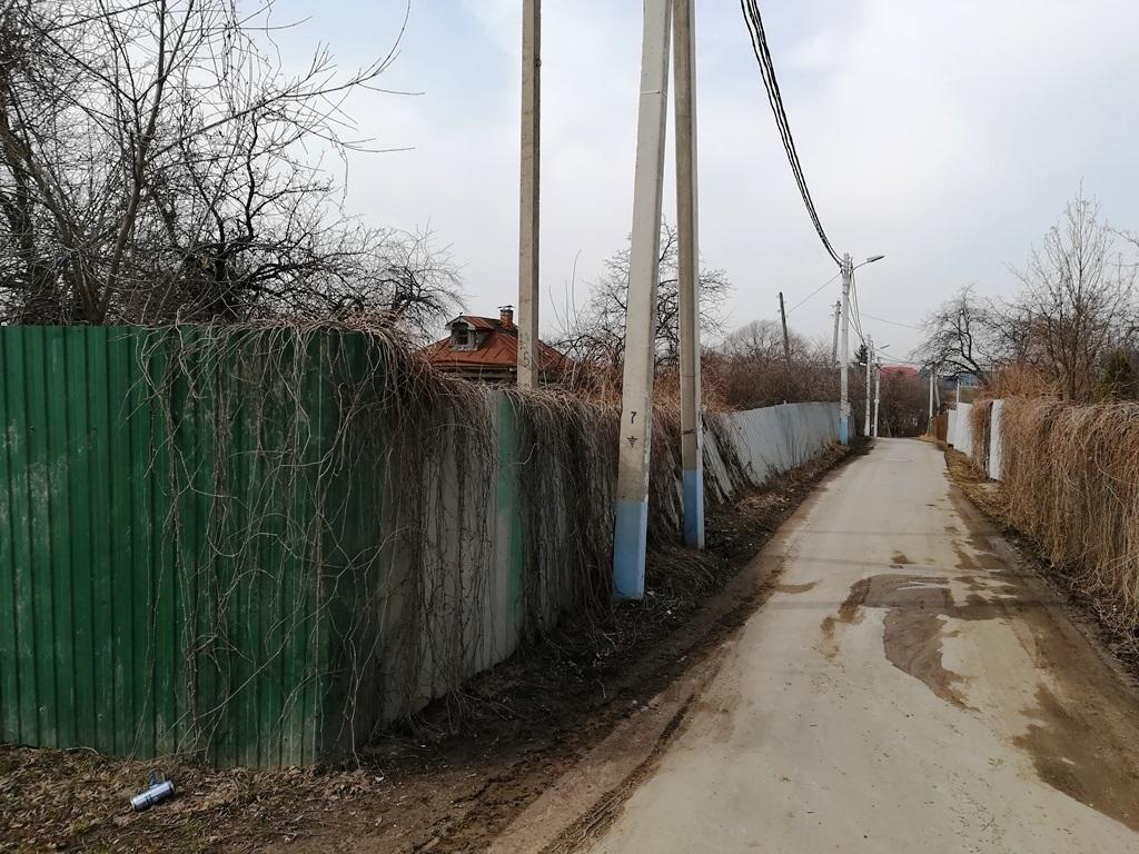 Участок 13,64 сотки Москва, деревня Сосенки - Фото 6
