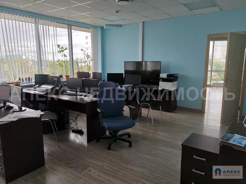 Аренда офиса 145 м2 м. Бутырская в бизнес-центре класса В в Бутырский - Фото 6