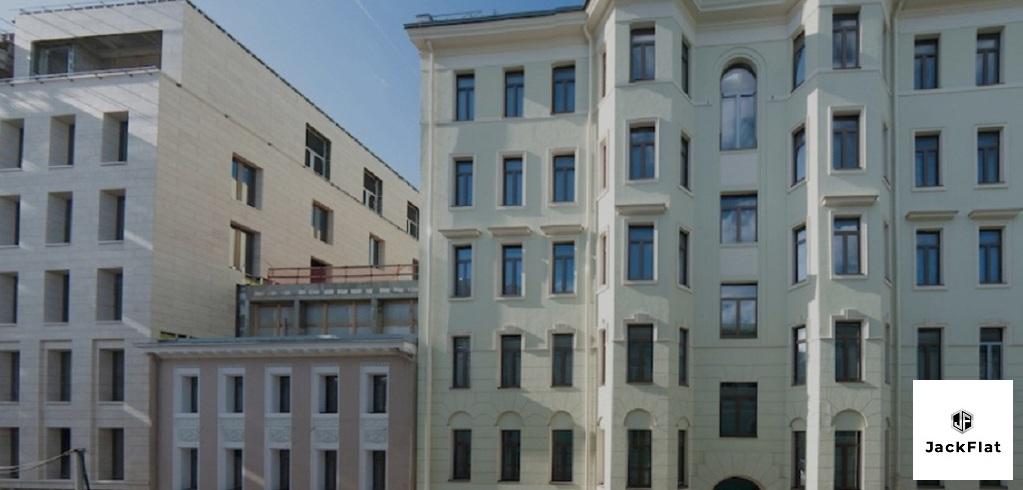 "ЖК ""Полянка,44"", особняк Камелия, 9-ти комнатная кв-ра-270кв.м, 6 этаж - Фото 4"