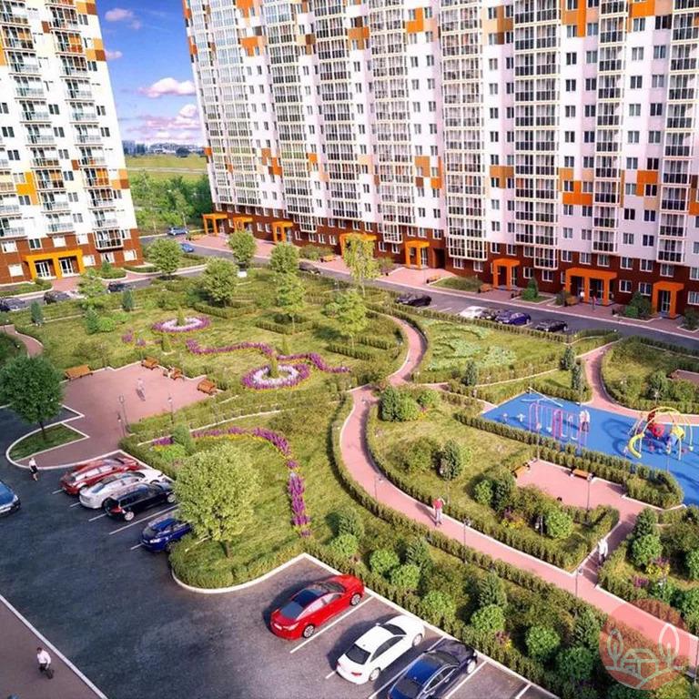 Продажа квартиры, Видное, Ленинский район, Б-р Зеленые аллеи - Фото 1