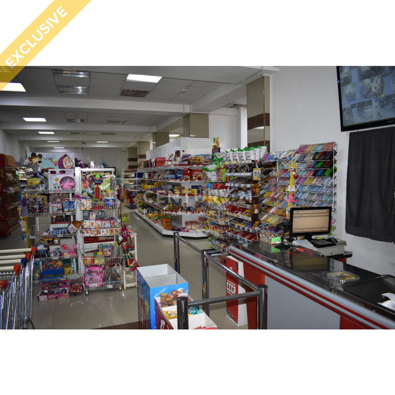 Продажа бизнеса (супермаркет 356 м2 по ул. И. Казака) - Фото 0