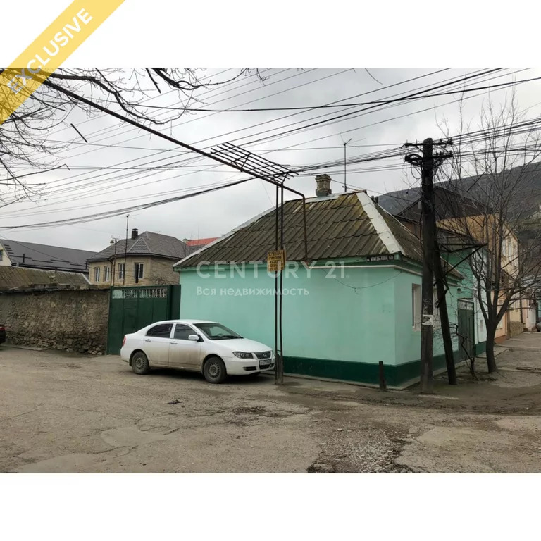 Продажа частного дома под снос по ул. Мамедбекова, зем. уч. 4,5 соток - Фото 0
