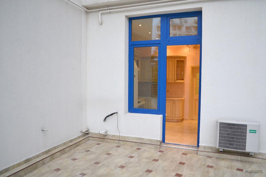 2-ая квартира в живописном Гурзуфе в элитном жилом комплексе. Бассейн - Фото 9