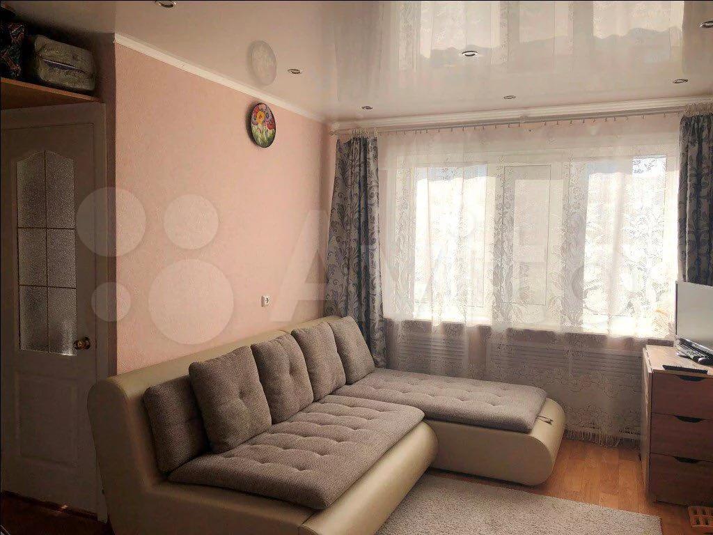 1-к квартира, 30.9 м, 3/5 эт. - Фото 0