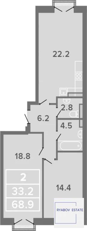 Продажа квартиры, м. Водный стадион, Москва - Фото 11
