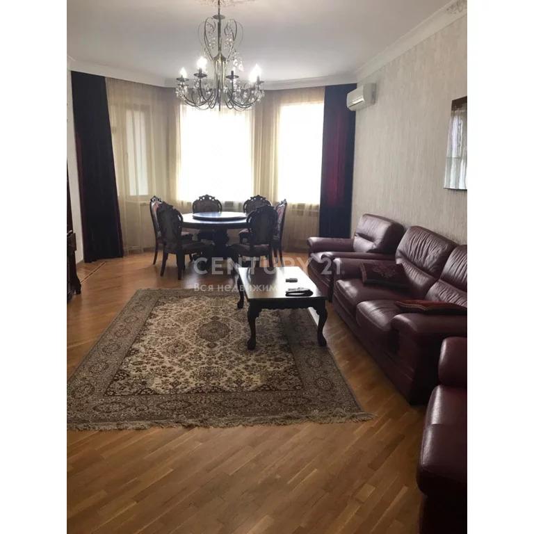 Продажа 3-к квартиры на ул.Атаева 7, 116 м2, 4/5 эт. - Фото 1