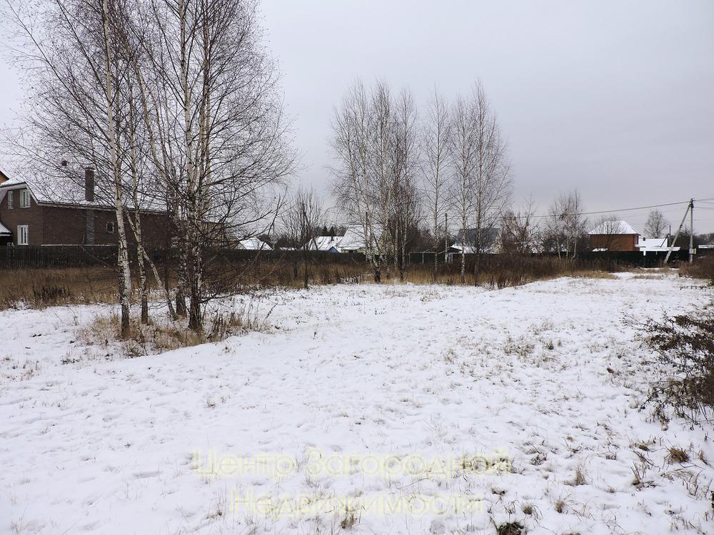 Участок, Каширское ш, 29 км от МКАД, Буняково, деревня. Участок 5.5 . - Фото 11