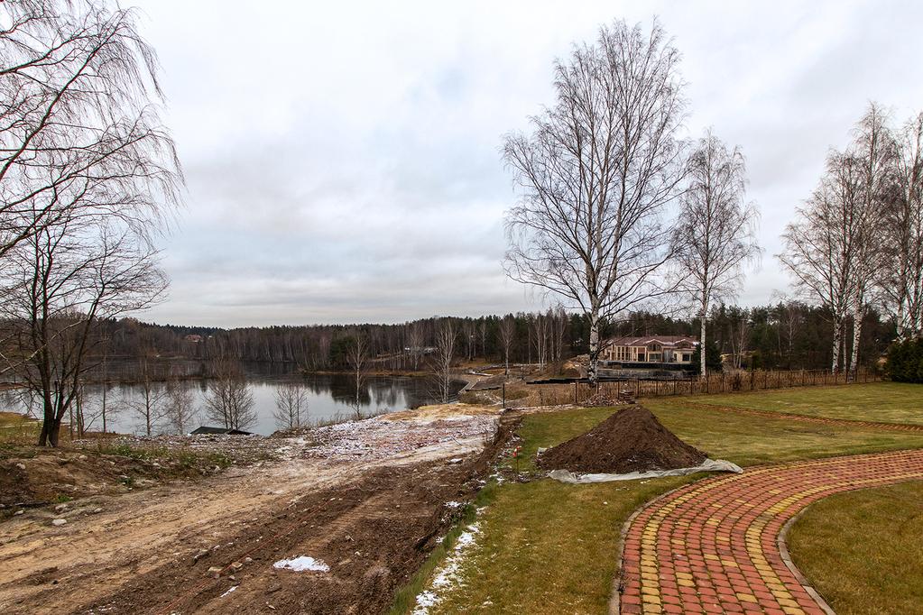 Первая линия озера! - Фото 11