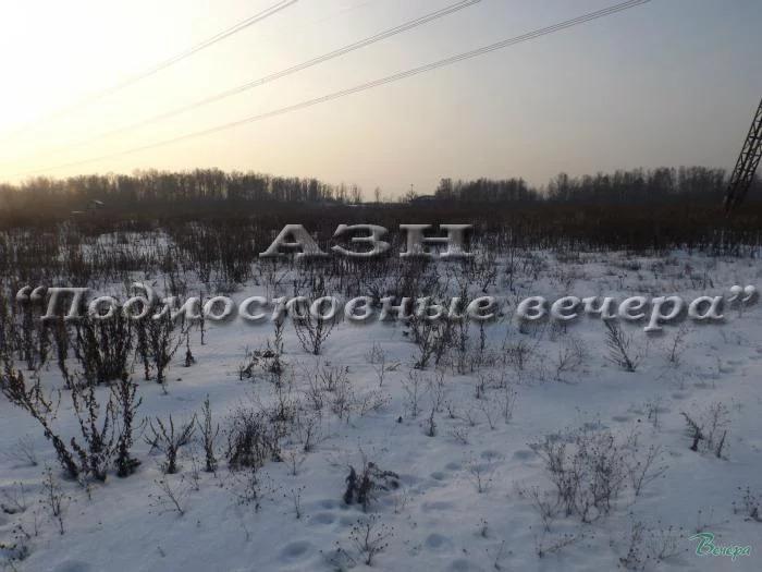 Горьковское ш. 42 км от МКАД, Ногинск, Участок 783 сот. - Фото 0