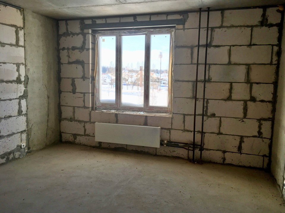 1 комнатная квартира 48,5 кв.м. в Рузском районе, новостройка - Фото 1