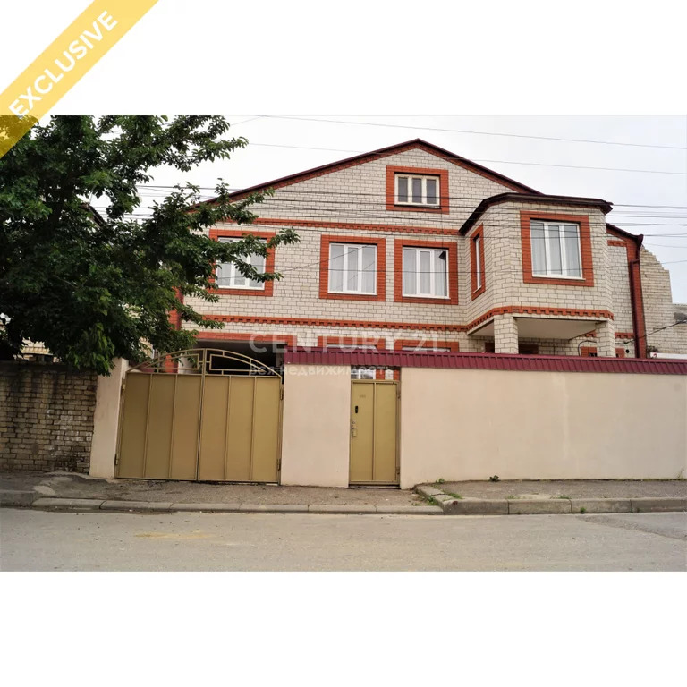 Продажа частного дома в пос. Н.Кяхулай, 280 м2, з/у 5 соток - Фото 1