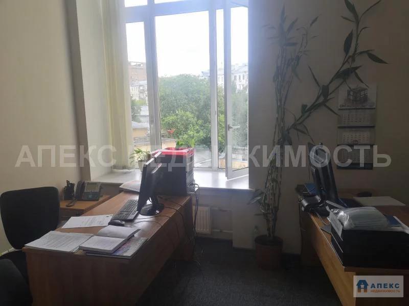 Аренда офиса 416 м2 м. Курская в административном здании в Басманный - Фото 3