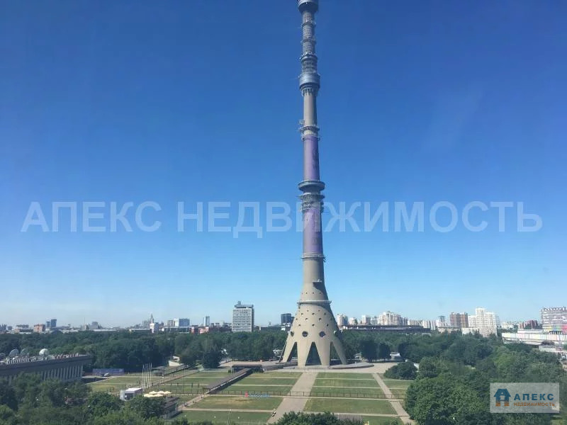 Аренда офиса 50 м2 м. вднх в бизнес-центре класса В в Алексеевский - Фото 0