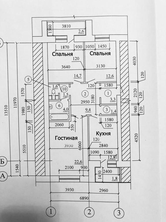 Продам 3-комнатную квартиру в центре Орла - Фото 12