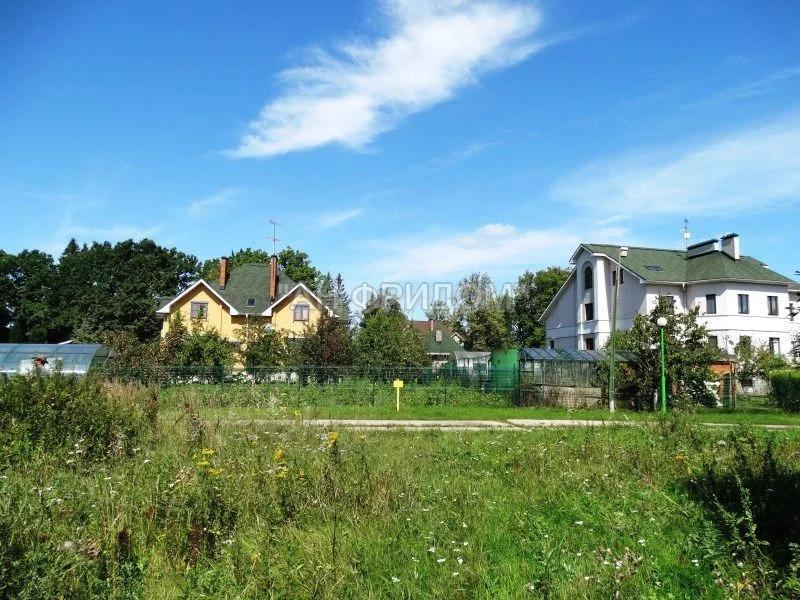 Продажа участка, Бурцево, Филимонковское с. п, Берёзовая - Фото 0
