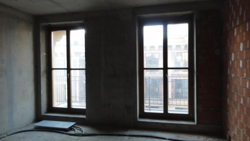 286кв.м, св. планировка, 9 этаж, 1секция - Фото 36