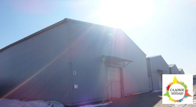 Под склад/производство, здание капитальное строение, холодный склад, 3 - Фото 0