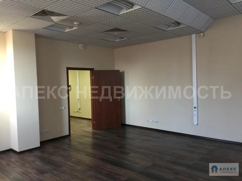 Аренда офиса 130 м2 м. Нагатинская в бизнес-центре класса В в Нагорный - Фото 0