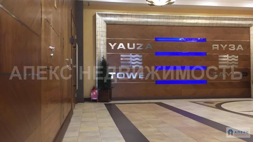 Аренда офиса 405 м2 м. Бауманская в бизнес-центре класса В в Басманный - Фото 1