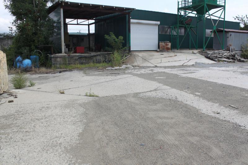 Производственная база в Адлере с железнодорожным тупиком - Фото 2