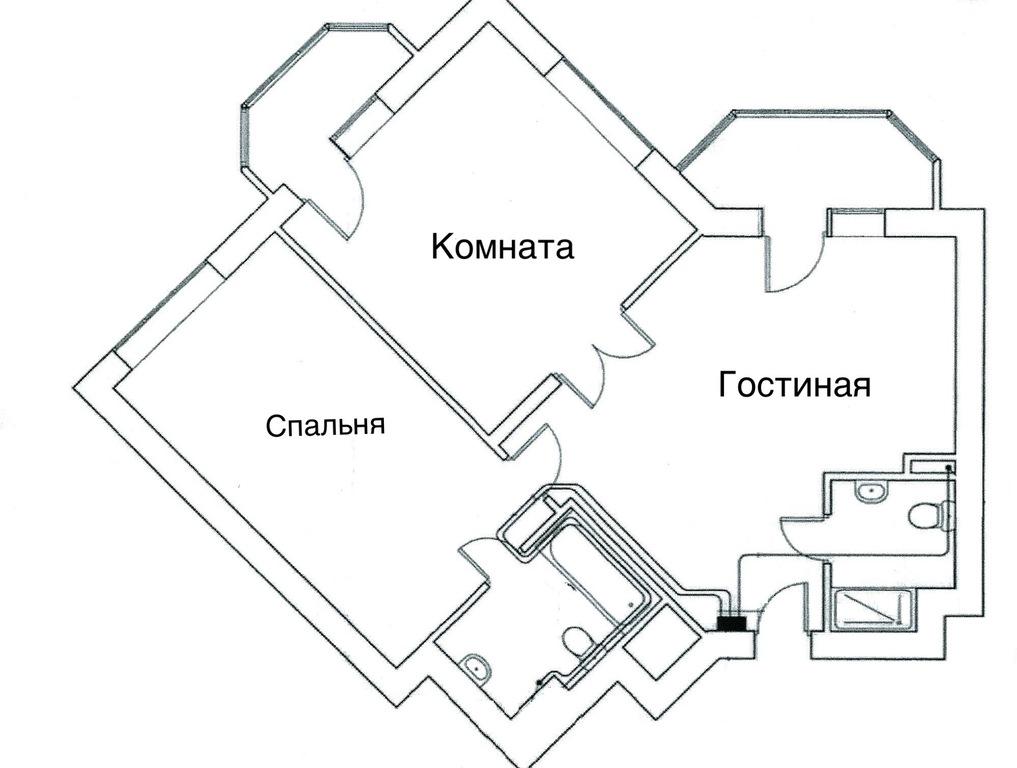 2 кк в ЖК «Шуваловский» - Фото 22
