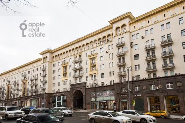 Продажа квартиры, м. Тверская, Ул. Тверская - Фото 0