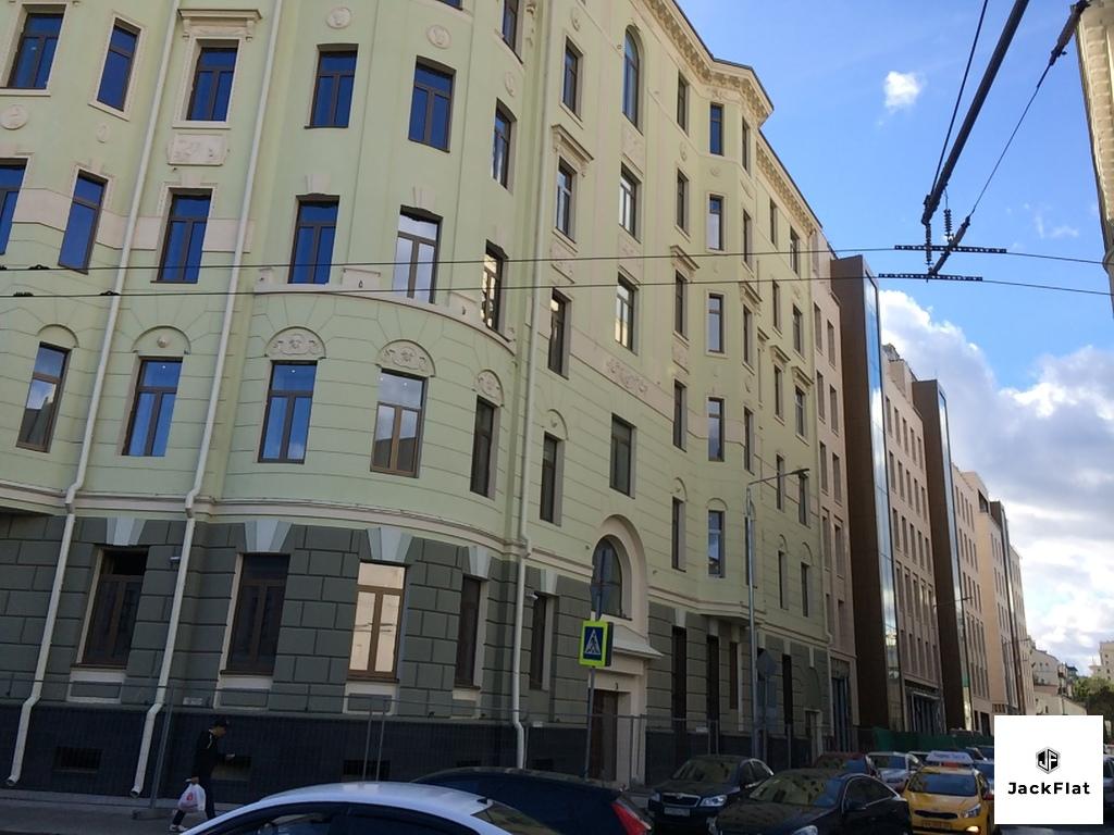 "ЖК ""Полянка,44"", особняк Камелия, 9-ти комнатная кв-ра-270кв.м, 6 этаж - Фото 10"