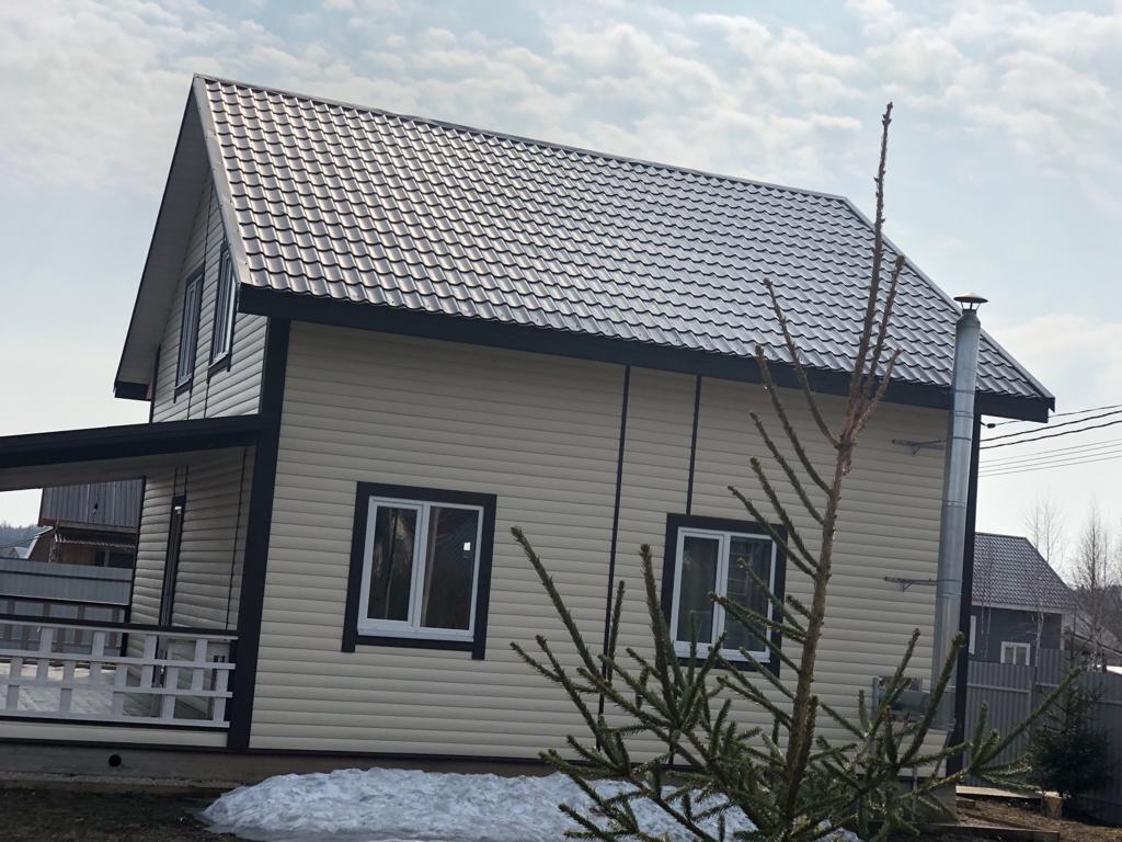 Наро-Фоминск дом (дача , коттедж) . Недвижимость в Подмосковье Исток - Фото 6