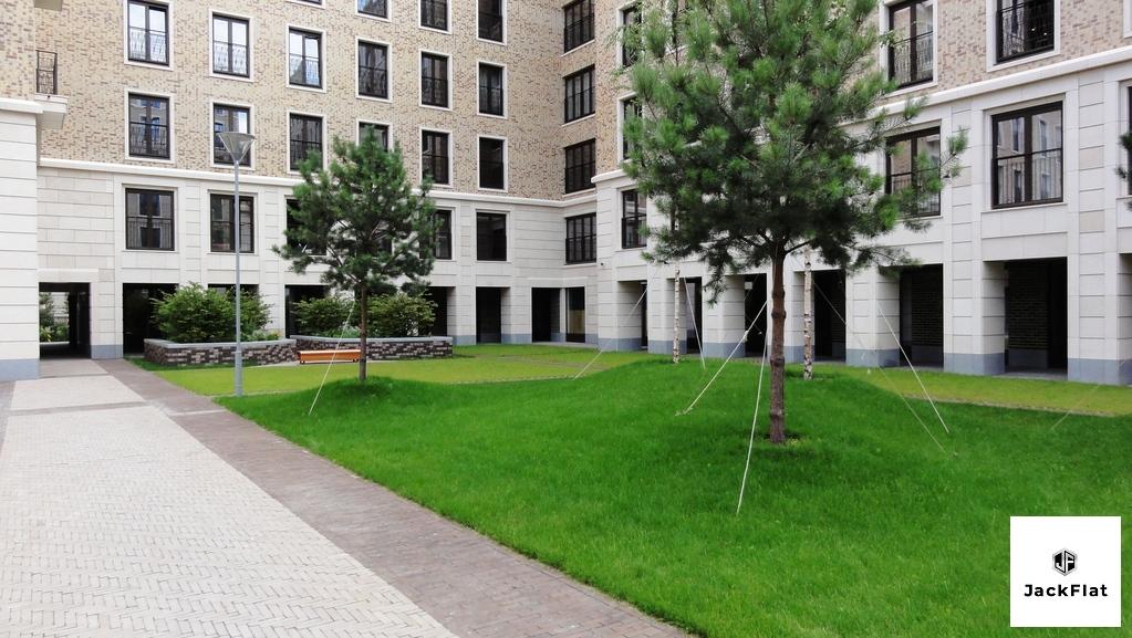 ЖК I'M на Садовом - 125 кв.м, 4 спальни и кухня-гостиная, 7/7 - Фото 22