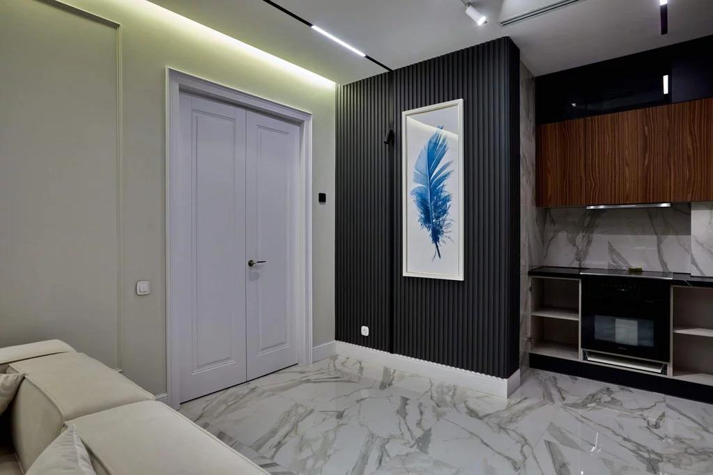 4-комн. квартира 123.98 кв.м. в новостройке - Фото 1