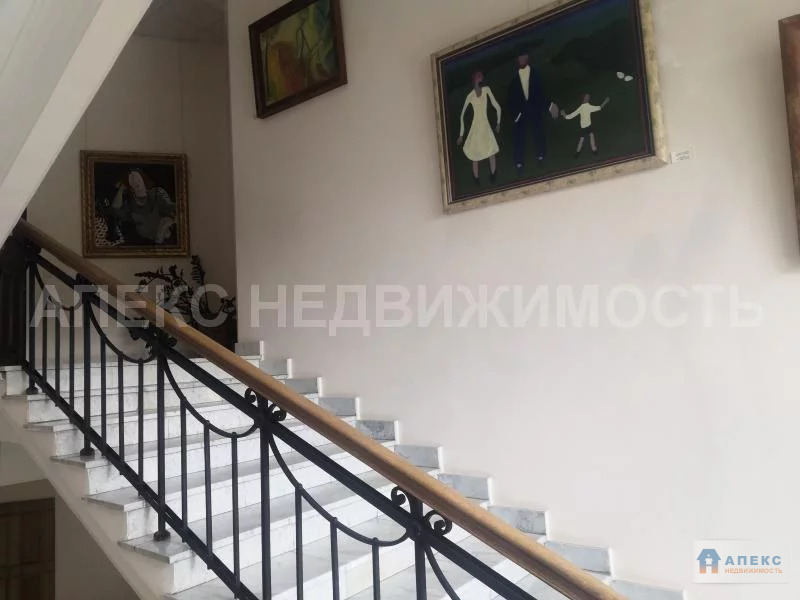 Аренда офиса 699 м2 м. Курская в административном здании в Басманный - Фото 2