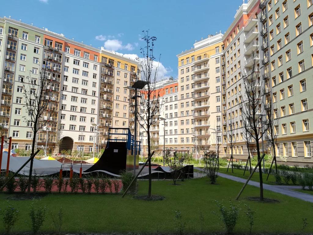 Продам 2-к квартиру, Внуковское п, бульвар Андрея Тарковского 9 - Фото 33