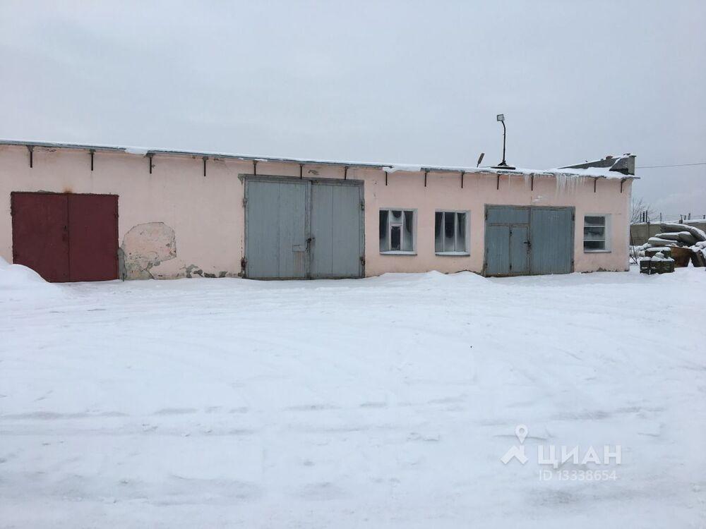 Склад в Курганская область, Курган Омская ул, 139 (220.0 м) - Фото 1
