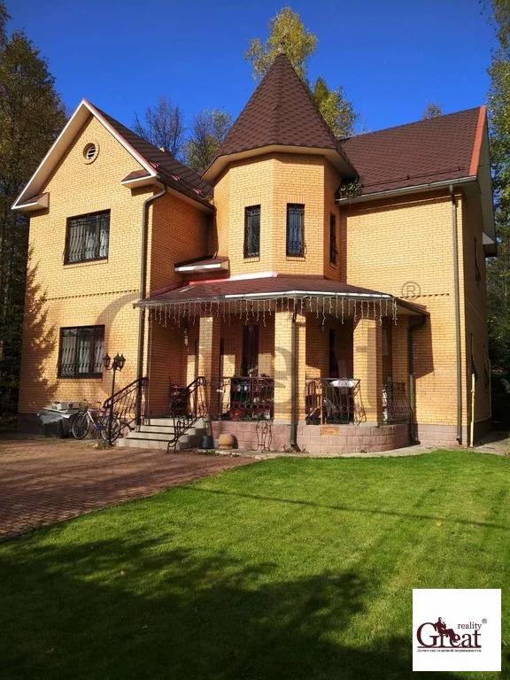 Продажа дома, Новоглаголево, Наро-Фоминский район - Фото 0