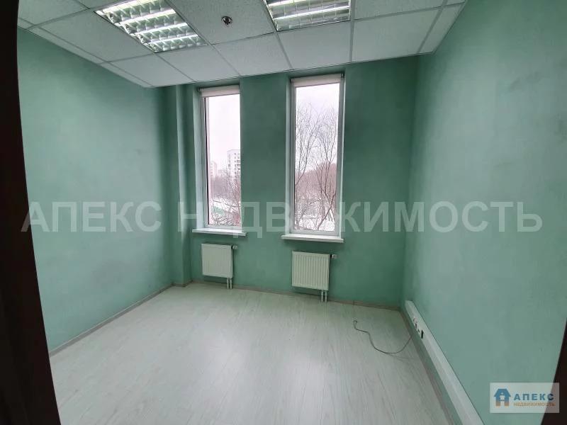 Аренда офиса 154 м2 м. Калужская в бизнес-центре класса А в Коньково - Фото 3