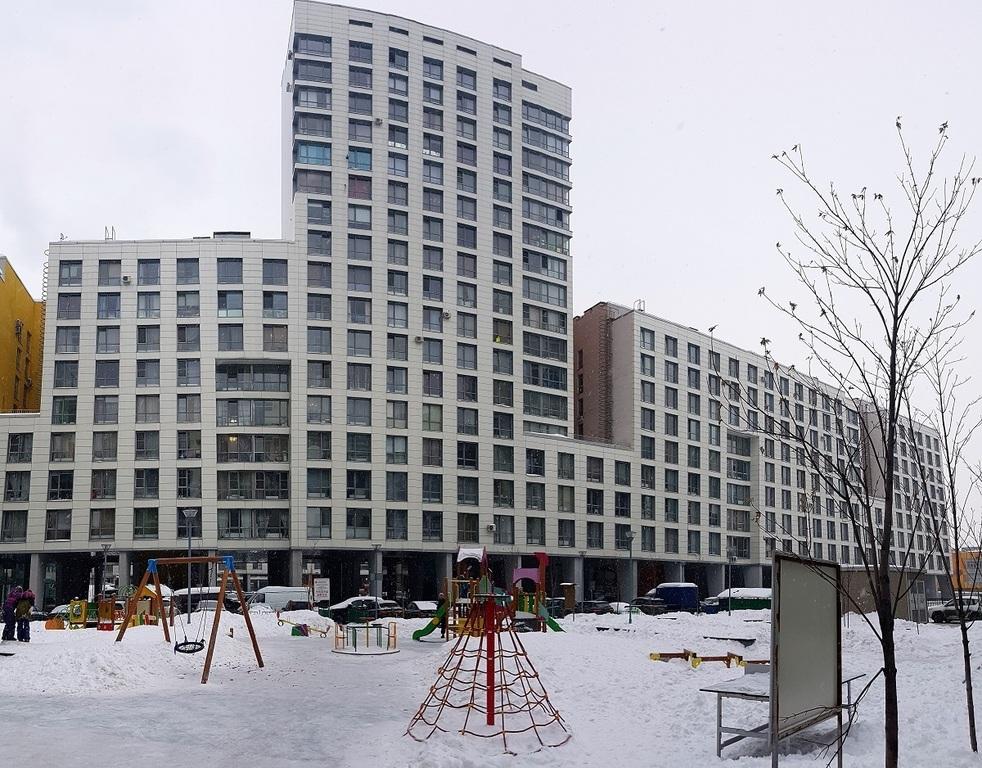 ЖК Акварели Квартира с дизайнерской отделкой г. Балашихе - Фото 9