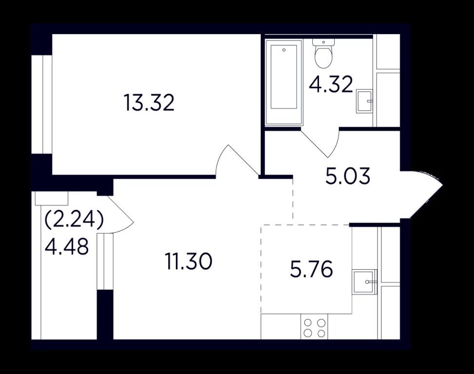 Продажа квартиры, Одинцово, Ул. Маршала Бирюзова - Фото 3
