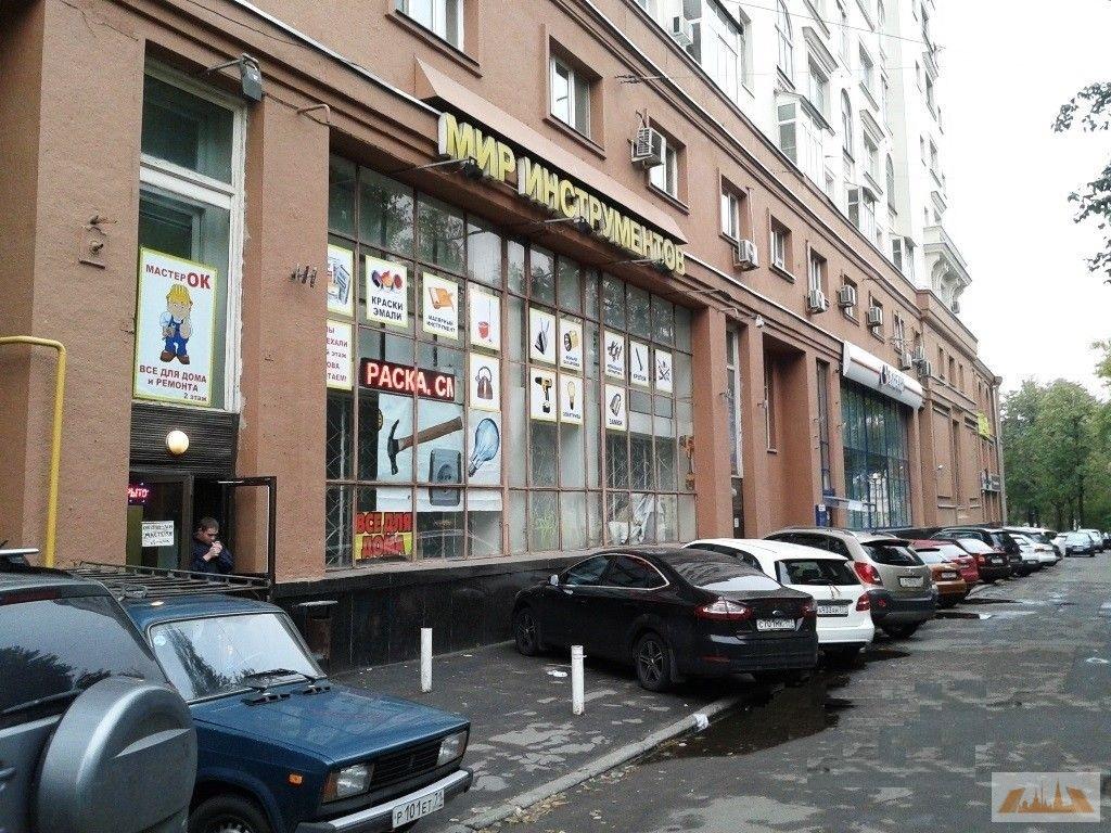 Продажа Торговая площадь 420 м2 Москва, ул.Спартаковская 6 - Фото 1