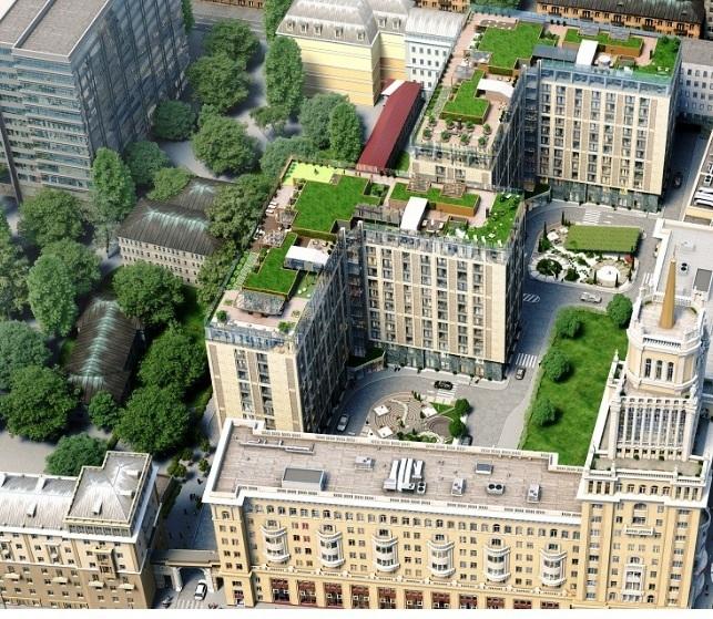 "ЖК ""Сады Пекина""- Penthouse, 177 кв.м, 13/13 этаж, 1 корпус, 5 спален - Фото 11"