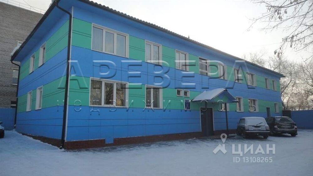 Офис в Красноярский край, Красноярск Телевизорный пер, 9а (90.0 м) - Фото 0