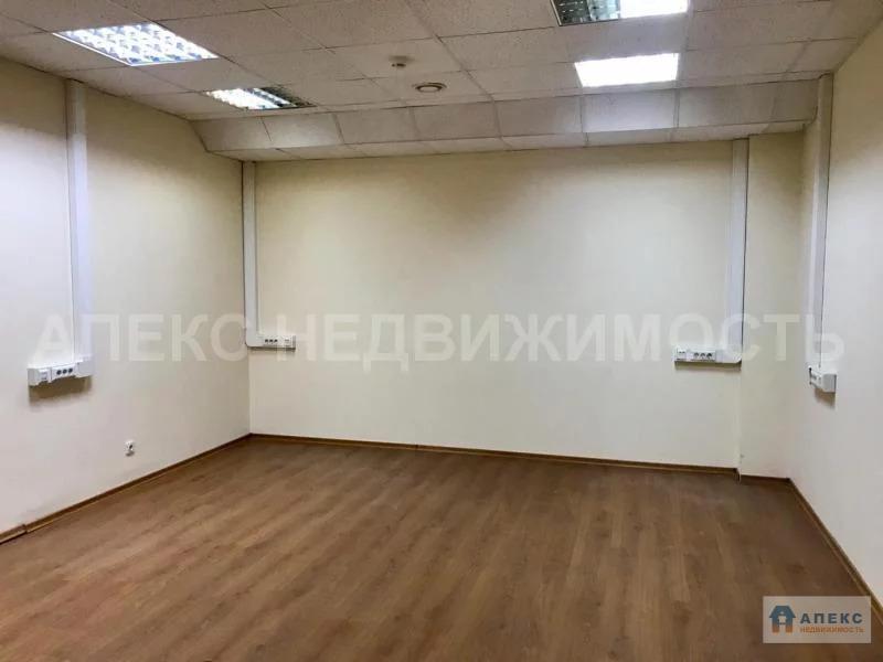 Аренда офиса 60 м2 м. Нагатинская в бизнес-центре класса В в Нагорный - Фото 1