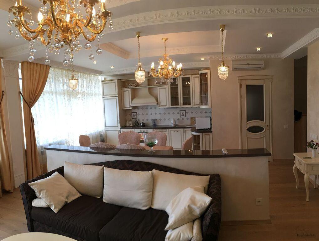 Квартира с дизайнерским ремонтом в элитном ЖК, в Гурзуфе, вид на море - Фото 8